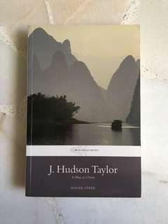 Christian Book: J. Hudson Taylor - A Man In Christ