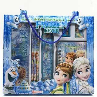 Stationery Set frozen disney