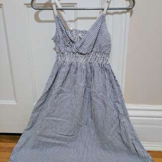 Derek Heart, striped dress, size M