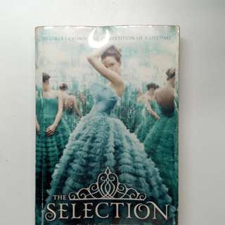 The Selection Trilogy by Kiera Cass