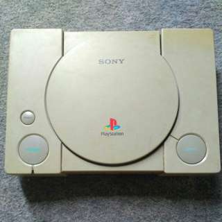Ps one sony