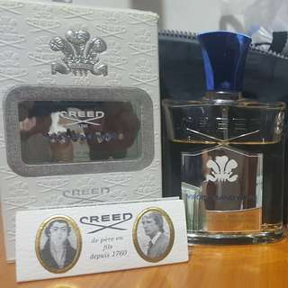Creed Virgin Island Water 120ml EDP (Vintage Bottle)