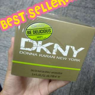 Parfume DKNY delicious apple100ml (segel)