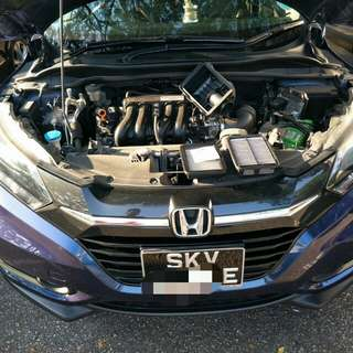 Honda Vezel Hurricane Air Filter