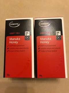 Manuka Honey 蜂蜜 UMF 18+ (1 bottle)