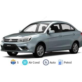 Proton Saga 1.3 (Auto)