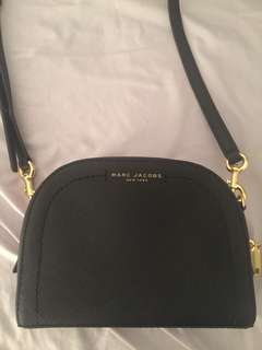 Marc jacobs black crossbody purse