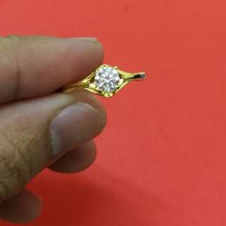 Ring 916 (Diamond ring)
