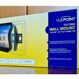 Tilting Wall Bracket FPM50B for Flat Screen TVs