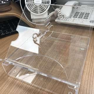 辦公室電話座機架