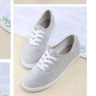 (Size36) Roswell Sneakers in Grey