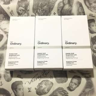 [現貨]The Ordinary Azelaic Acid Suspension 10%