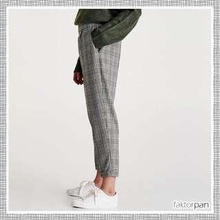 [Plaid Tailor Pants] - CELANA PANJANG KERJA HANGOUT