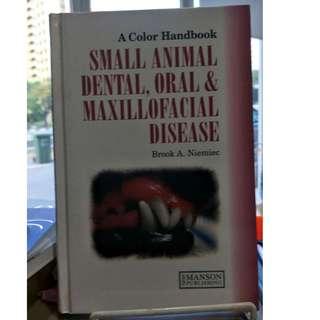 Veterinary - Small animal dental, oral and maxillofacial disease