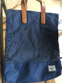 herschel bag navy
