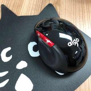 AIGO無線充電滑鼠