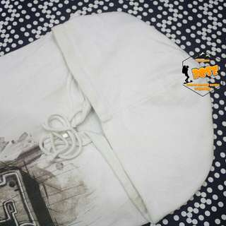FOX ZIP HOODIE SECOND IMPORT