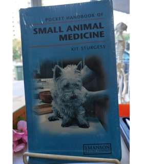 Veterinary - Small animal medicine