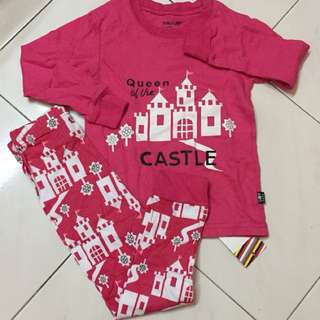 Castle Pyjamas, shirt & pants