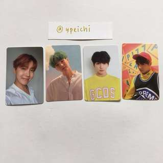 [WTS] BTS Love Yourself 承 'Her' Official Photocards