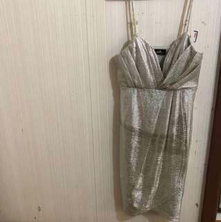BNWT dotti midi dress formal