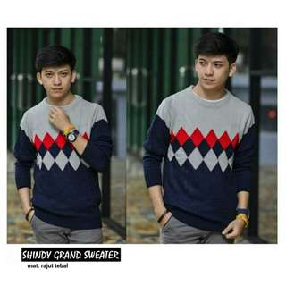 Shindy grand sweater