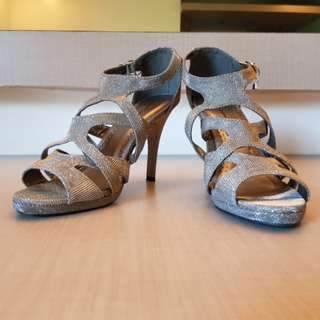 Formal Shoes Gibi (Silver)