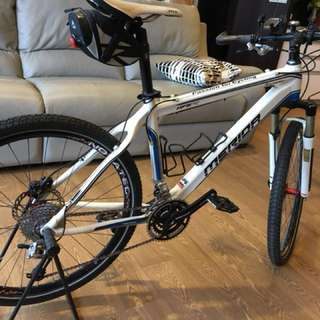 merida a-team 美利達特製版登山車,腳架18吋,輪圈26吋