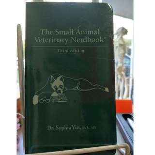 Veterinary - The small animal veterinary nerdbook