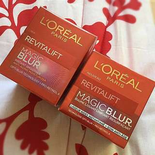 L'Oreal Revitalift Magic BLUR Anti-Aging Moisturizer Instant Smoother Opti-Blur Technology + Pro-Retinol A 50ml