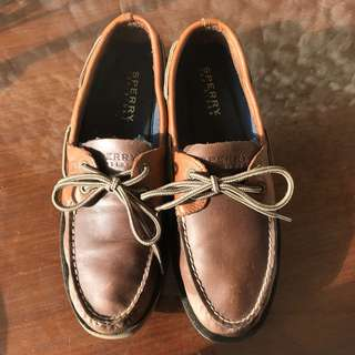 Sperry top-sider leather Men