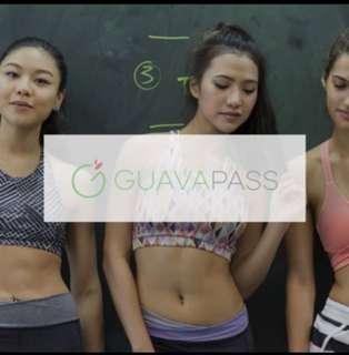 Guavapass 25% off promotion code