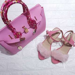 Terno Bag +Sandals for only Php2,600 😍😍😍