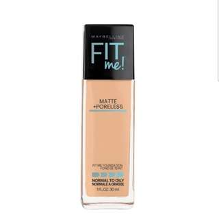 Maybelline Fit Me Foundation 115 Ivory