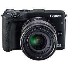 Canon EOS M3 kit 15-45mm IS STM