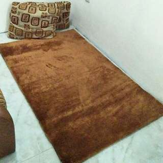 Karpet Bulu Halus 1,5x1m