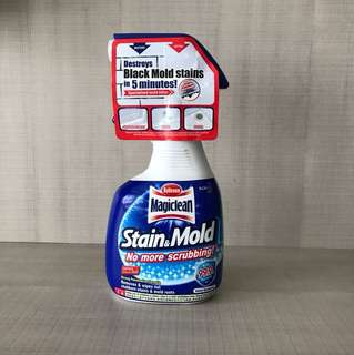 Magic clean Stain and Mold