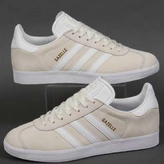 Adidas Gazelle Sneakers - Off White