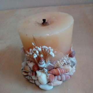 🚚 造型蠟燭台