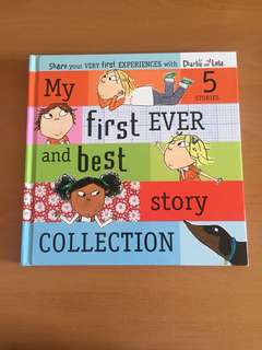 Charlie and Lola Hard Cover collectors