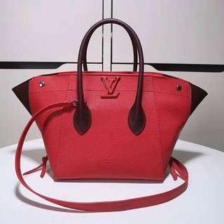 Louis Vuitton / LV Freedom Tote Bag - Free International Shipping!