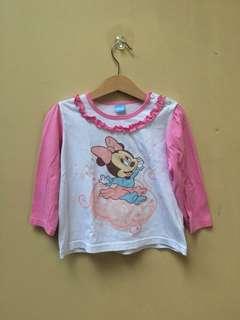 1 Set Piyama Disney Baby Size M