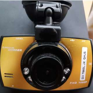 Car Camera - FHD 1080P CarCamcorder (Full Functionality, no wear & tear)