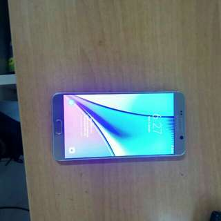 Samsung Note5  second hand Original no issues good conditions