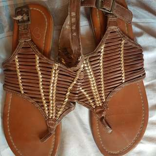preloved sandals and sneakers