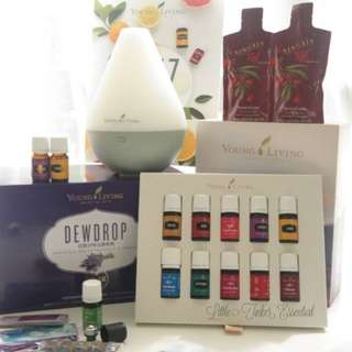 BN Young Living premium starter kit set