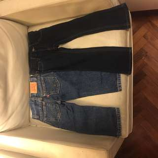 Levi's for babies, 2.5-3years old