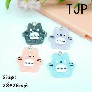 Totoro Charms Kawaii Cute