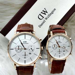 *Daniel Wellington Couple set *