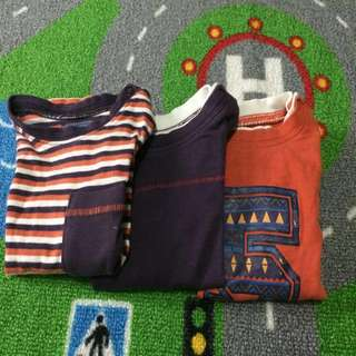 Mothercare boys long sleeve